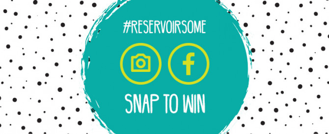 #RESERVOIRSOME COMPETITION
